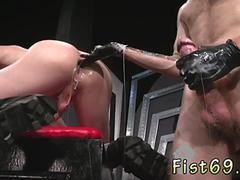 Gay emo guy getting fisted Slim and slick ginger hunk Seamus OReilly fingers Matt Wylde
