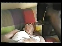 French Cum Eating
