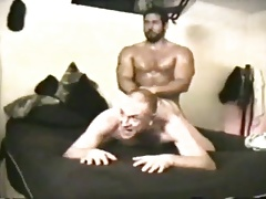 Cocky Muscle Daddy Tears Pussy