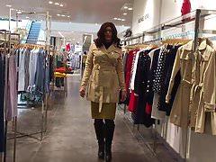 coat from Michael Khors