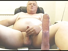 grappa cum on webcam