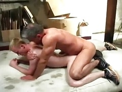 dad and also not his son type butt
