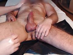 Me ballbust milk furry amputee stud - hot session
