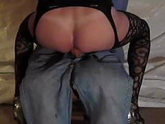 THE BIG ONE IN MY SISSY ASS!