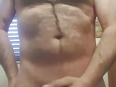 Hey mom - dads masturbating again