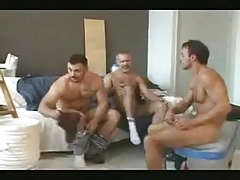 3 Daddy painters