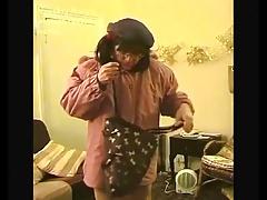 Vintage Mary Christmas panties