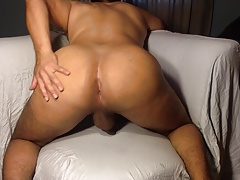 My Bubble Ass Crawling for Cock