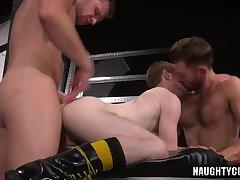 Hot son fetish and cumshot