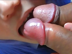 Sucking Hot Clips
