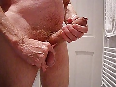 Stroking and ball stretching.