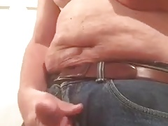 Artemus - CD Tits, Cock, Bra, Jeans and Cum