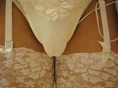 Pantie bulge