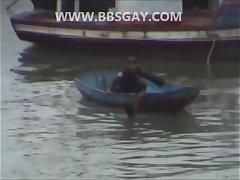 Thai gay asian fucking