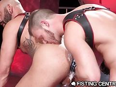 Horny Daddy Drew Sebastian Loves getting Fisted