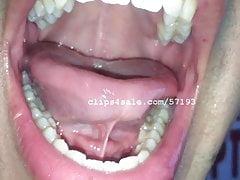 Mouth Fetish - John Mouth Part2 Video1