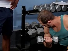 Brock Avery And Derek Maxum Work Out jointly