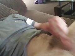 Jerking off my tiny dick