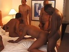 Black Sex Party