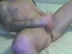 A nice gay on web cam