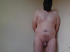 GIMP Takes Instructions from Mistresses sub femdom cfnm