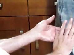 older man eats my cum