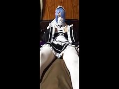 Japan cosplay cross dresse125