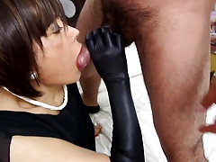 NICOLE THE LADY IN BLACK AND VICIOUS SEX ADDICTED ANAL