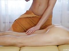 Tom Fiaty and Jose Manuel Hot Gay Sex Massage