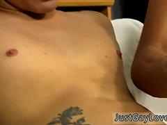 Xxx  gay sex video Ryker and Andrew know how to have some shared rod wanking fun as