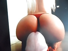 Hot thick ass tribute