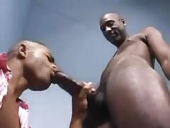 Black daddy fuck