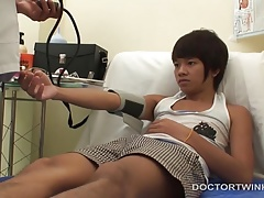 Kinky Asian Dr Oliver Barebacks Paul