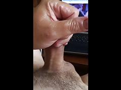 Slomo huge cumshot