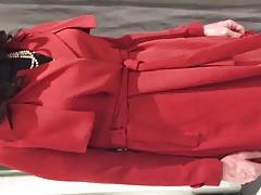 Karen Millen coat (non sexual)