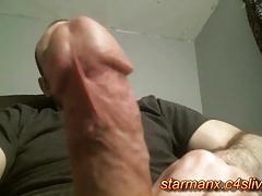 Starman x - Stroking Big Cock