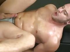 Gym Muscular Arousal