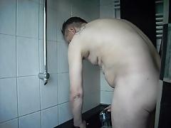 Ich beim duschen!