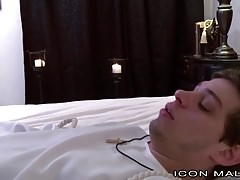 IconMale Michael DelRay Fucked By Deacon..At Church!!