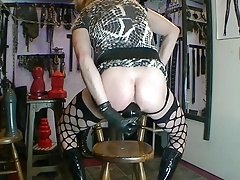 STRETCH YOURSELF PART 4 TSX REAM AND SCREAM