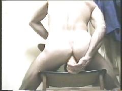Long dildo