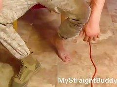 Randy Guy Stripping & Showering