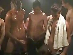 Czech Raw Homosexual Gangbang