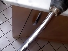 Extreme urethral drilling my piss hole