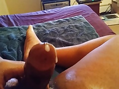 Booty Shaking T-Girl Makes Me Cum