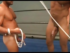 tall and short wrestling part 3.mp4