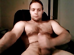 Very sexy bear with great body