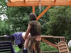 German Gay Soldier