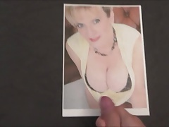 Lady Sonia cumtribute 3
