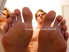 Foot Fetish - Kelly Feet Video 2